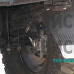 Дисковый тормоз в задний мост УАЗ