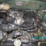 Двигатель УАЗ 469 установка нового