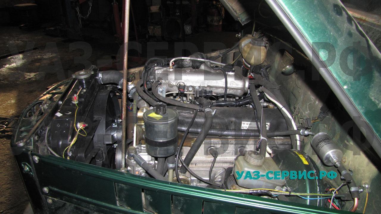 Установка нового двигателя на УАЗ 469 | Тюнинг УАЗ Патриот, Хантер ...