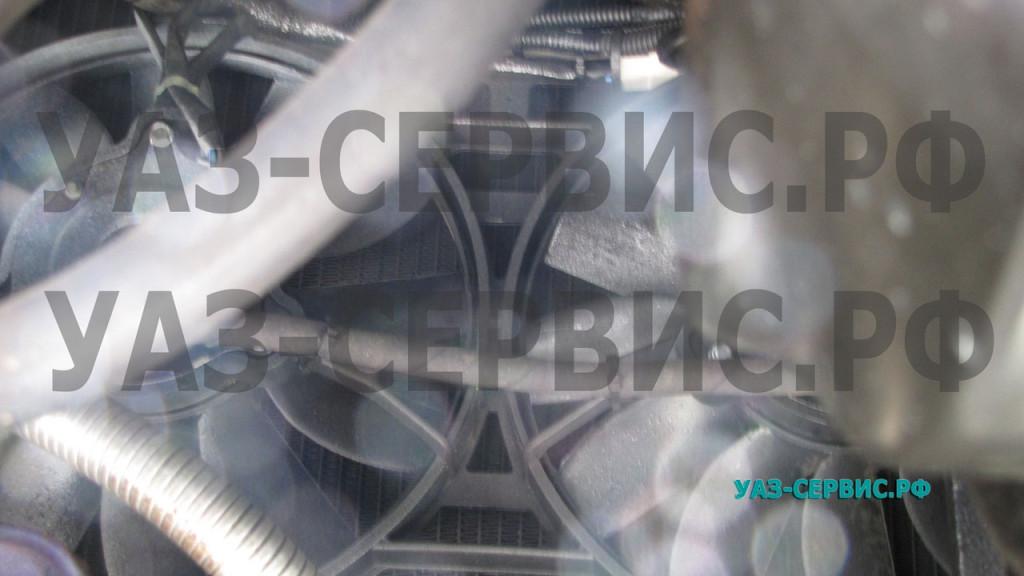 Система охлаждения УАЗ