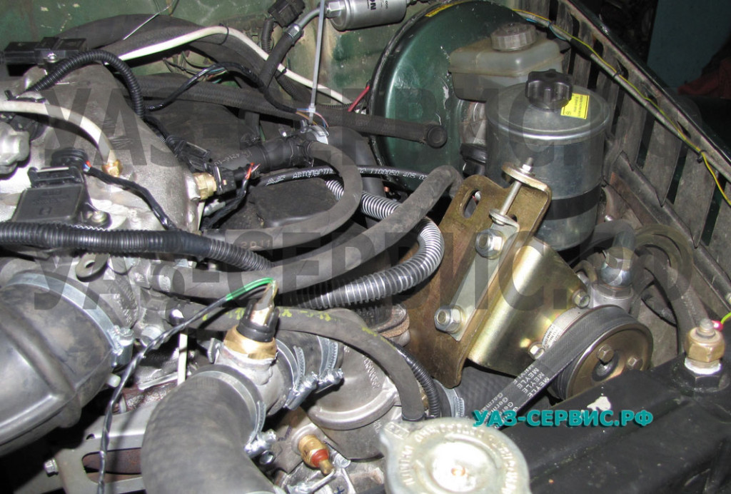 УАЗ 469 тюнинг