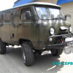 УАЗ Буханка Тюнинг (213)