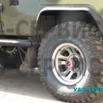 УАЗ Буханка тюнинг (919) - колеса 33 дюйма