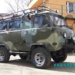 УАЗ Буханка тюнинг (919)