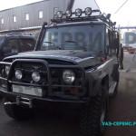 УАЗ Хантер тюнинг (517)