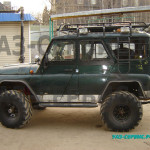 УАЗ Хантер тюнинг (647)