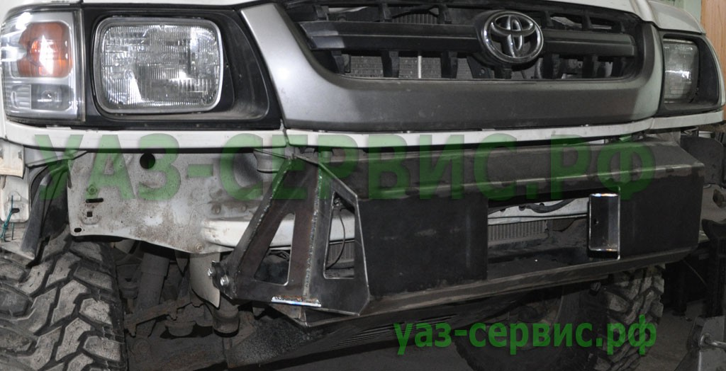 Изготовление бампера автомобиля на заказ для иномарки