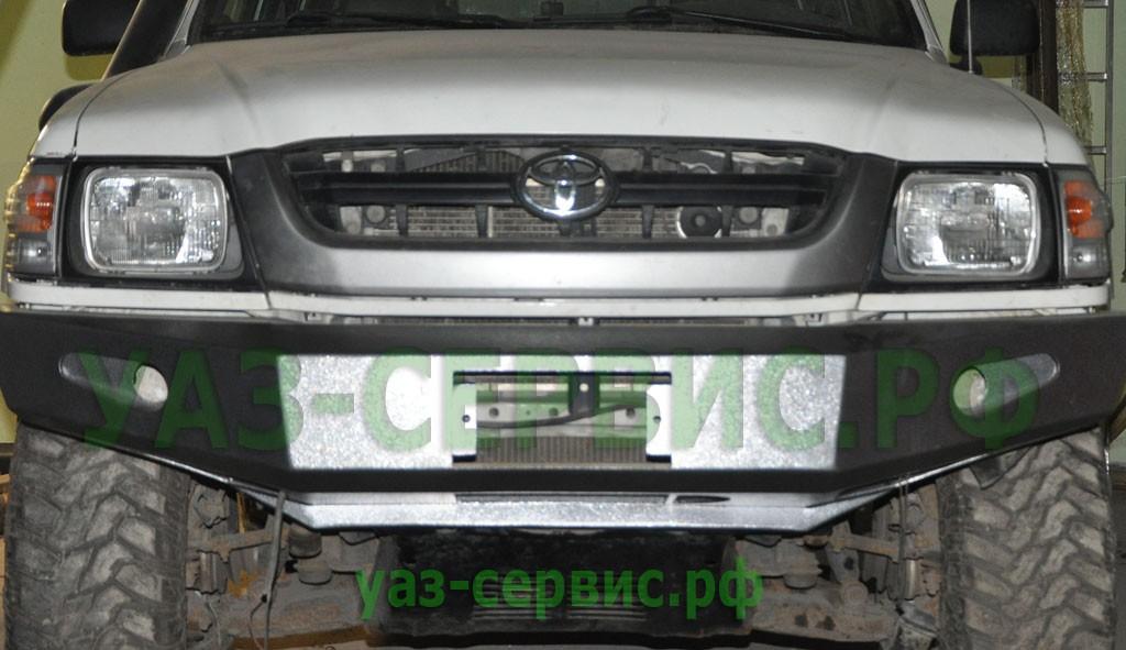 Изготовление бампера автомобиля на заказ