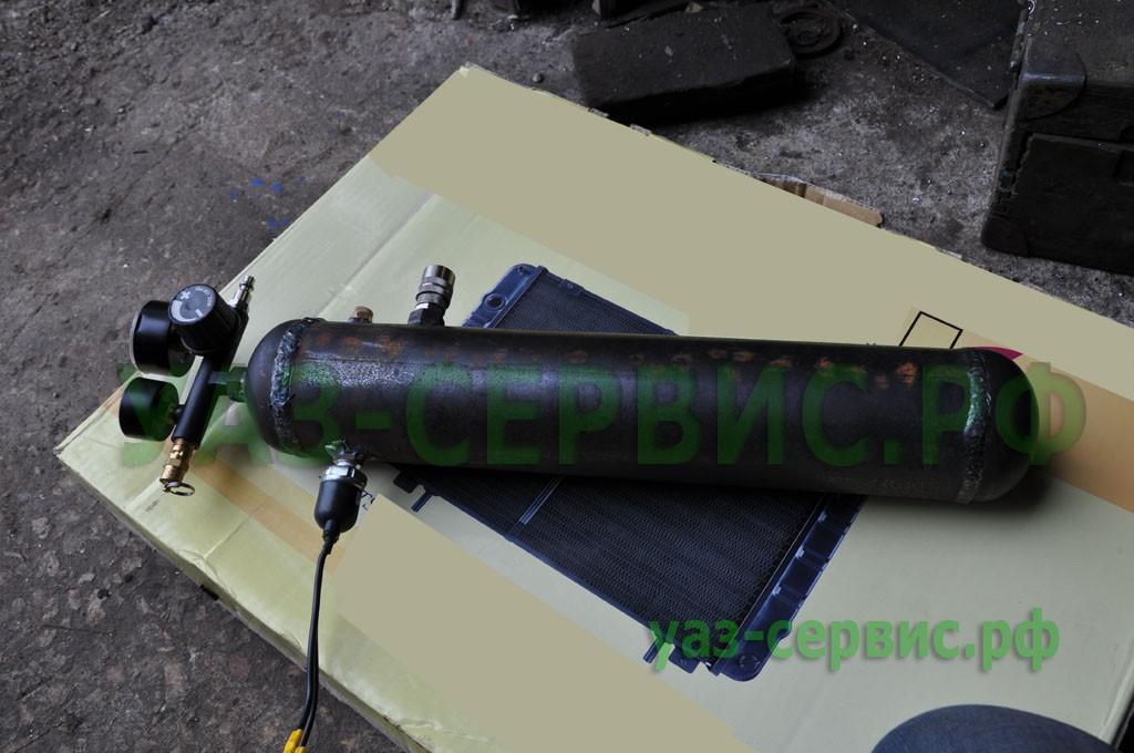 Стационарный компрессор с ресивером в Патриот