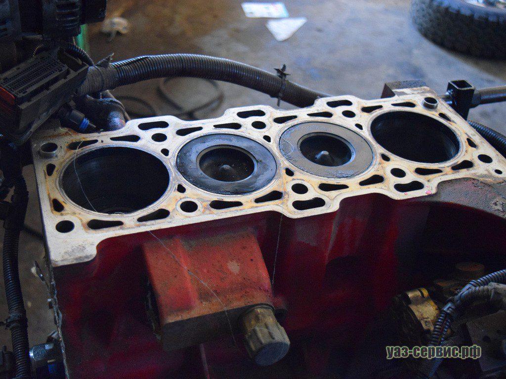 Капитальный ремонт двигателей Газелей и УАЗ